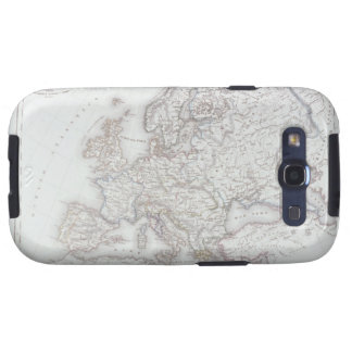 Map of Europe 5 Galaxy S3 Covers