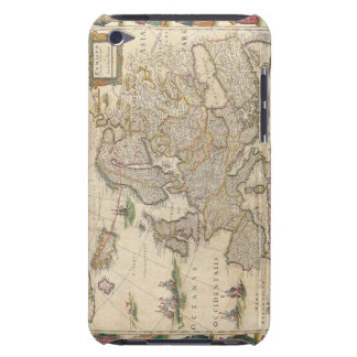 Map of Europe 6 Case-Mate iPod Touch Case