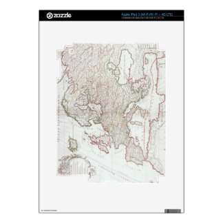 Map of Europe iPad 3 Decal