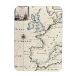 Map of Europe Magnets