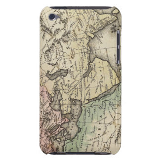 map of Europe, Northern Africa and Southeast Asia Case-Mate iPod Touch Case
