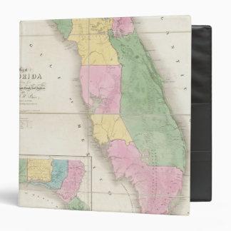 Map of Florida 2 Binder
