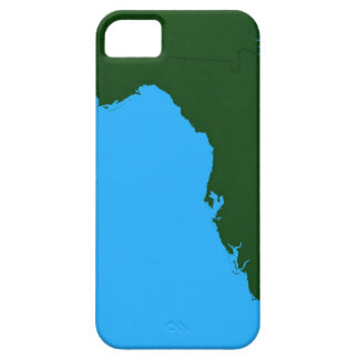 Map of Florida 2 iPhone SE/5/5s Case