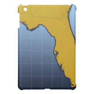 Map of Florida iPad Mini Cases