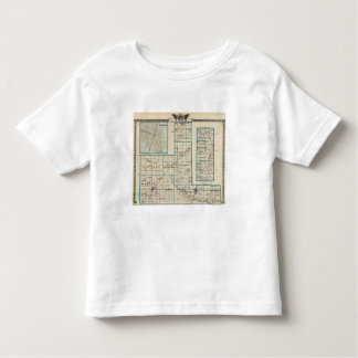 Map of Ford County and Paxton Shirt