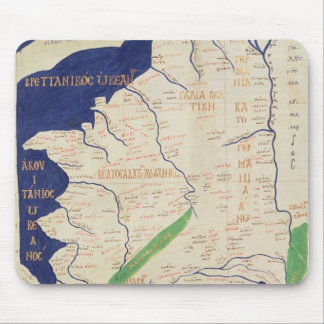 Map of France, from 'Geographia' Mouse Pad