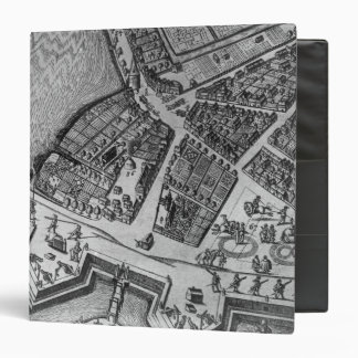 Map of Hamburg Binder