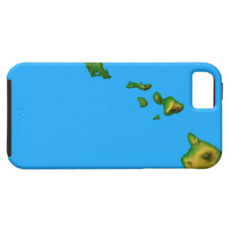 Map of Hawaii iPhone SE/5/5s Case