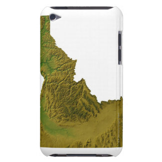 Map of Idaho 2 iPod Touch Cases