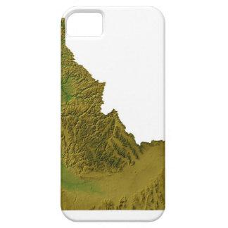 Map of Idaho 2 iPhone SE/5/5s Case