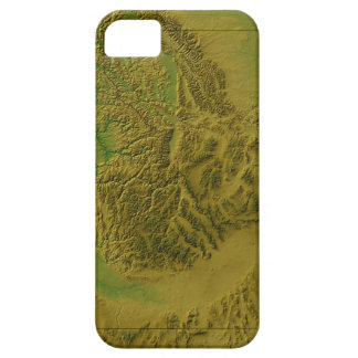 Map of Idaho iPhone 5 Cases