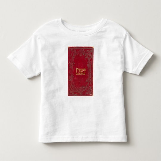 Map of Illinois Toddler T-shirt
