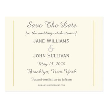 Map Of Ireland 1862 Wedding Save The Date (wide) Postcard by DigitalDreambuilder at Zazzle