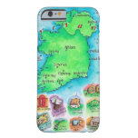 Map of Ireland Barely There iPhone 6 Case
