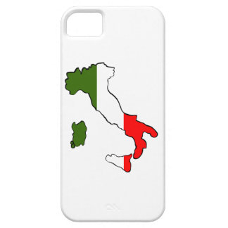 Map of Italy iPhone SE/5/5s Case