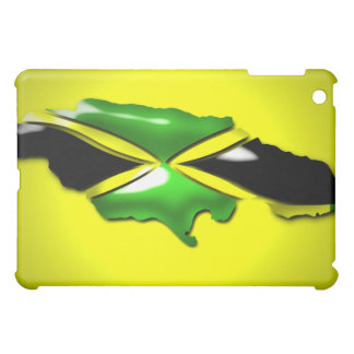 Map of Jamaica Ipad Case