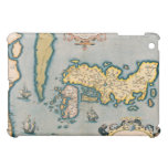 Map of Japan 5 Case For The iPad Mini
