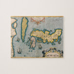 Map of Japan 5 Jigsaw Puzzles