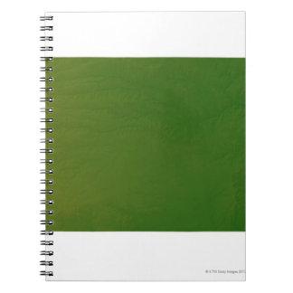 Map of Kansas 2 Notebook