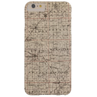 Map of Knox County Barely There iPhone 6 Plus Case