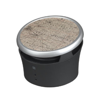 Map of Knox County Bluetooth Speaker