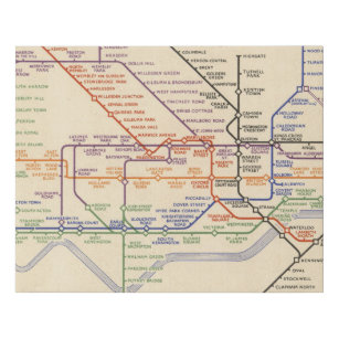 Subway Map Wall Art Wall Art Stickers Wall Decal Huge Underground Tube Map.Map Of London S Underground Railways Faux Canvas Print