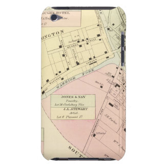 Map of Mannington, West Virginia Barely There iPod Case