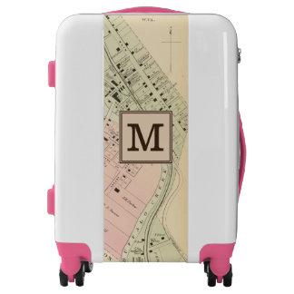 Map of Mannington, West Virginia | Monogram Luggage
