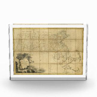 Map of Massachusetts (1802) Award