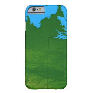 Map of Massachusetts 2 Barely There iPhone 6 Case