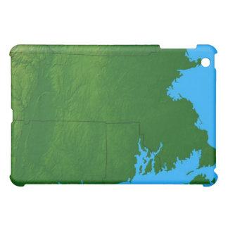 Map of Massachusetts 2 Case For The iPad Mini