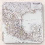 Map of Mexico 2 Drink Coaster
