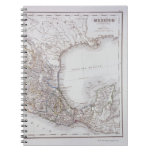 Map of Mexico 2 Notebook
