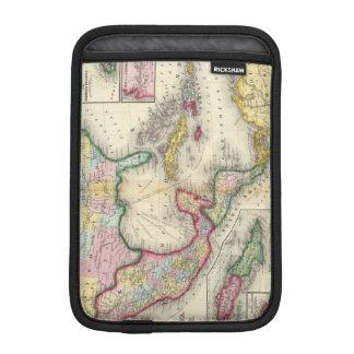 Map Of Mexico, Central America iPad Mini Sleeve