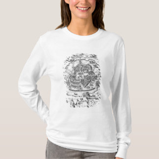 Map of Mexico T-Shirt
