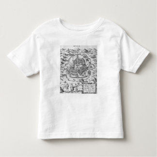 Map of Mexico Toddler T-shirt