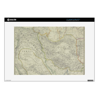 """Map of Middle East Skins For 15"""" Laptops"""