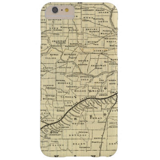 Map of Missouri 2 Barely There iPhone 6 Plus Case