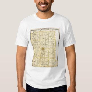 Map of Monroe County Shirt