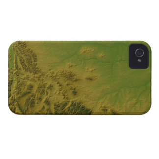 Map of Montana Case-Mate iPhone 4 Case