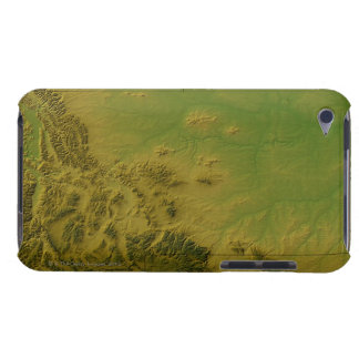 Map of Montana Case-Mate iPod Touch Case