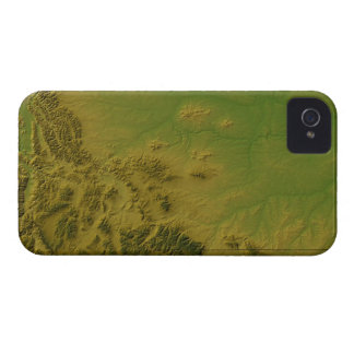 Map of Montana iPhone 4 Case