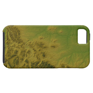Map of Montana iPhone SE/5/5s Case