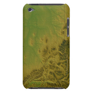 Map of Montana iPod Touch Case