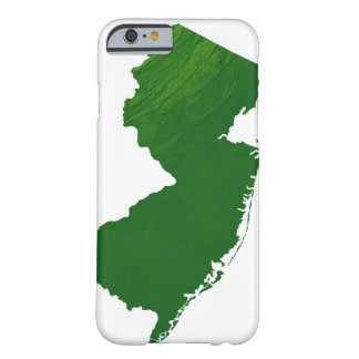 Map of New Jersey 2 Barely There iPhone 6 Case