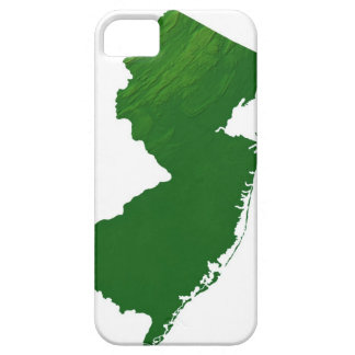 Map of New Jersey 2 iPhone SE/5/5s Case