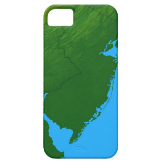 Map of New Jersey iPhone SE/5/5s Case