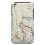 Map of New Orleans and Adjacent Country iPod Touch Cover