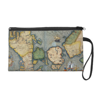 Map of Northern Europe, from 'Civitates Orbis Terr Wristlet