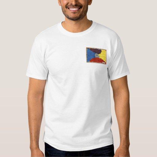 Map of Oz Polo Shirt